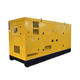 25kva 40kva 100kva 125kva 250kva 300kva 400kva power low rpm electric super silent diesel generator