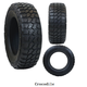 Off road tire 4x4 mud terrain Nitto tire Lakesea tires 35x12.5r20 33*12.5R20 35*12.5R17