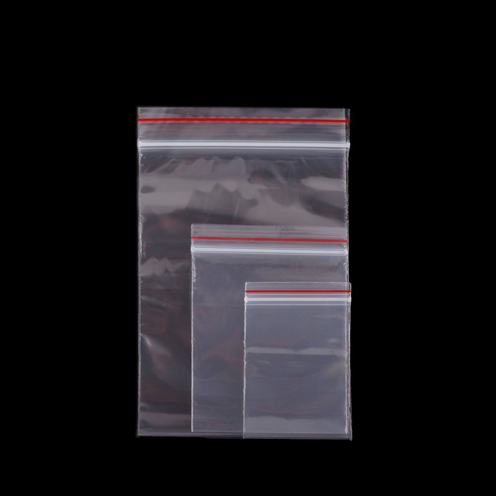 Clear Reclosable Poly Bags Canada