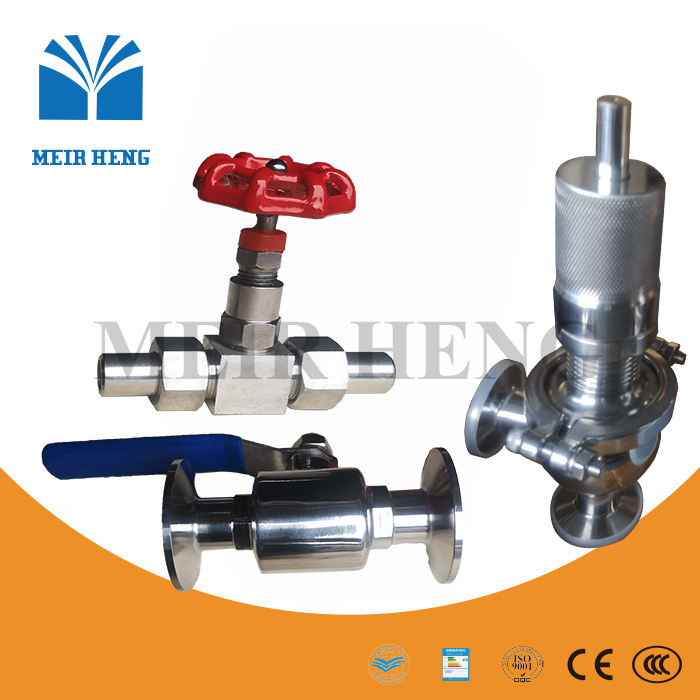 MEIR HENG various manual valves / stainless steel gate valve / SS304 check valve, etc