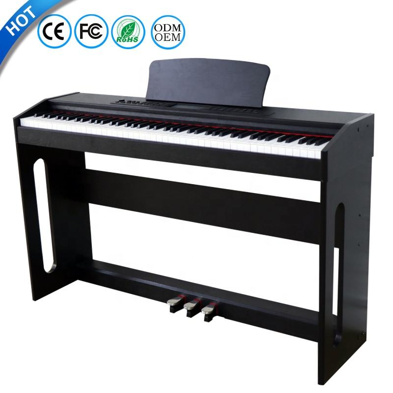 electronic piano keyboard piano 88 keys keyboard digital piano china