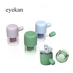 eyekan hot selling ultrasonic contact lens cleaner eye care