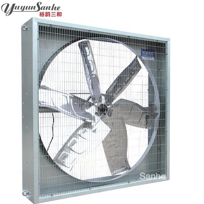 50 inch poultry house ventilator/axial ventilation Fan/Munters quality level in (DJF-b-2) Hanging Exhaust Fan