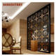 new design luxury style china partition decorative metal screen room divider
