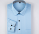 Made China Men 2ply Cotton Business Formal Shirt