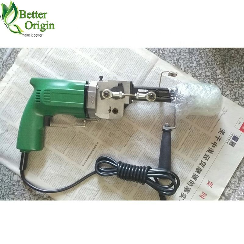 Factory price ZQ-II hand tufting gun machine hand tufting gun for carpet