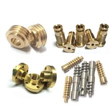 OEM Factory Made CNC machining 304 Stainless Steel brass Screw Machine Parts