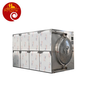 Industrial Microwave Vacuum Drying Sterilizing Dehydrator Machine