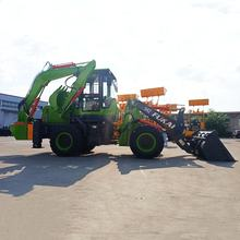 chinese tlb backhoe loader backhoe for sale in namibia