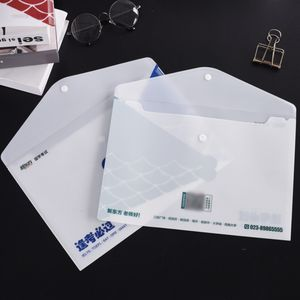 Manufacturers direct pp material file folders with various patterns