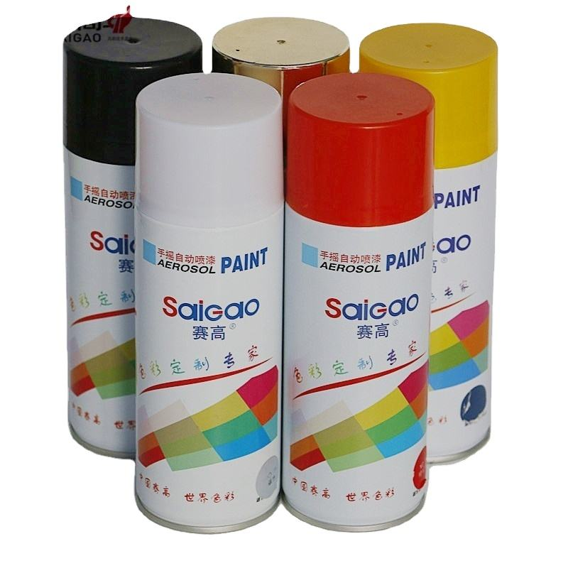 Saigao car rubber soft touch coating paint metallic spray paint gracfing jotun paints