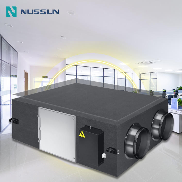 Mussun Chinese Fabriek Warmte Air System Air <span class=keywords><strong>Recuperator</strong></span> Centrale Type Warmte-energie Herstel Ventilatie