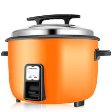10L Wholesale big size multi function non-stick inner pot drum electric rice cooker for restaurant