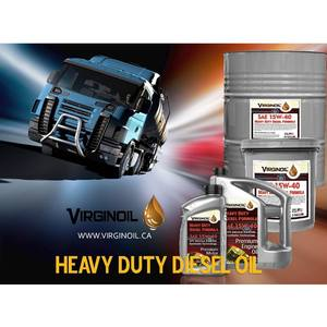Diesel Engine Oil / Diesel Formula Synthetic Technology