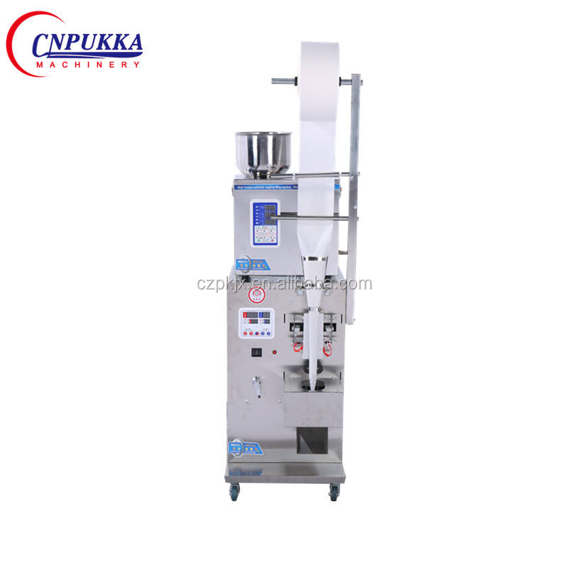 Hot Sale Automatic Rice Powder Filling Packing Machine, Powder Dispenser With Sealer/3 in 1 auto weighing packing and sealing