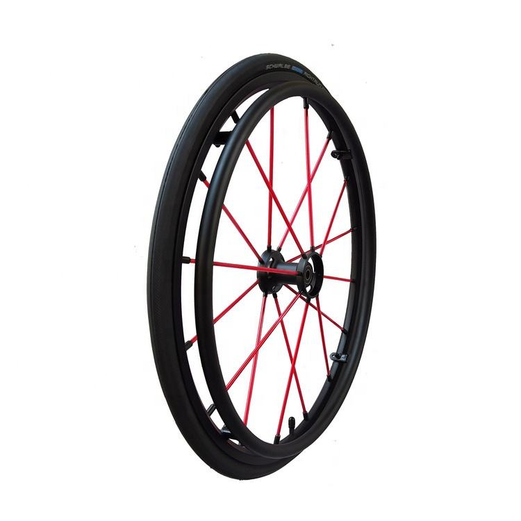 Fashional Spinergy Style Hot Sale for 24x1 Sport wheelchair Wheel