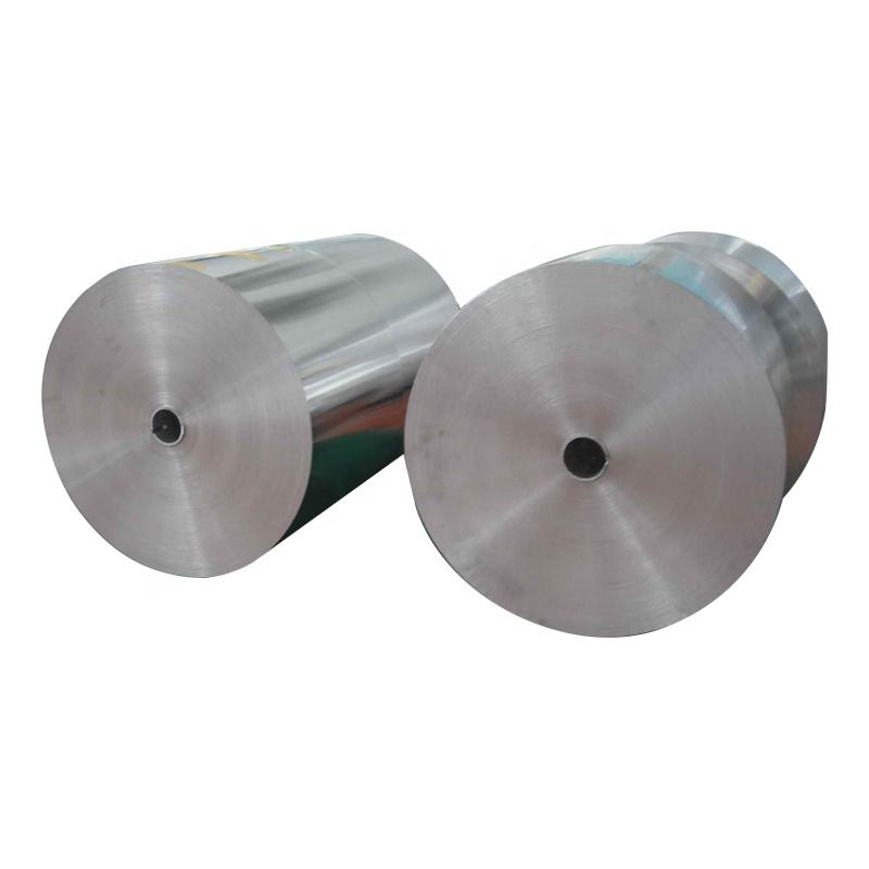 China manufacture wholesale aluminum alloy 0.06mm 0.07mm 0.08mm aluminium foil 1235 8011 8079 6 micron