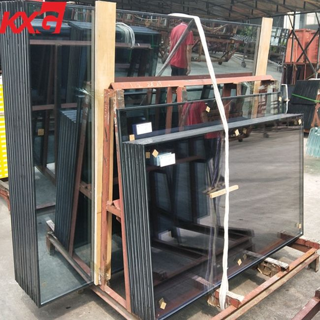 Curtain wall building window double glazing insulated glass for construction