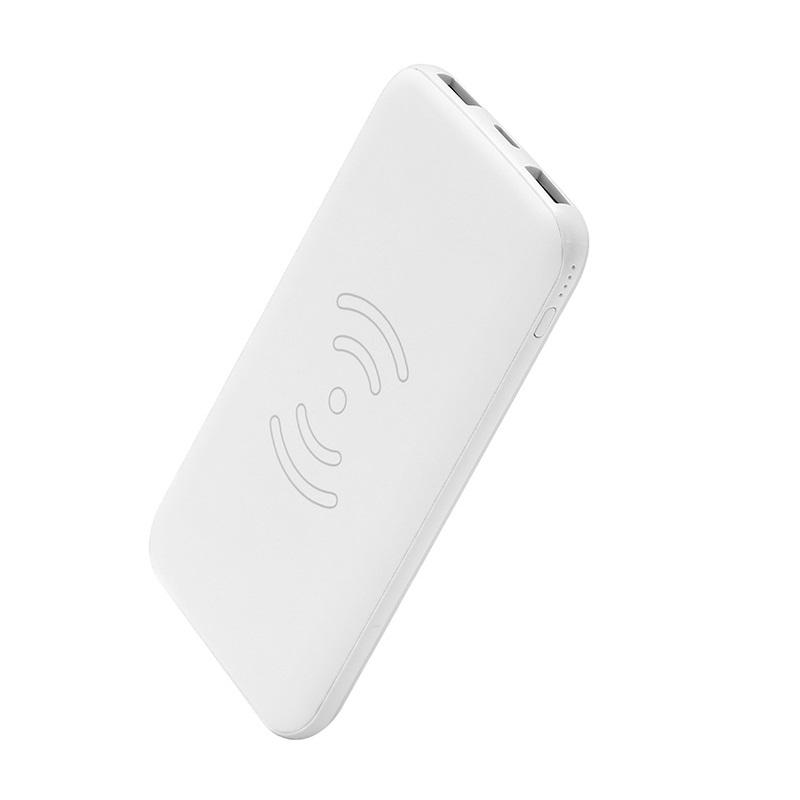 Wireless Power Banks With FCC CE Rohs 10000 Mah Compact Small power bank