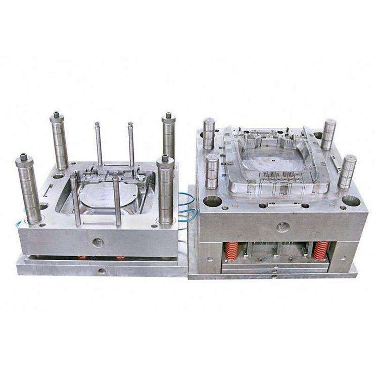 China Custom Button Shell Lamp Open Blow Cooling Medical Air Fry Injection Mould