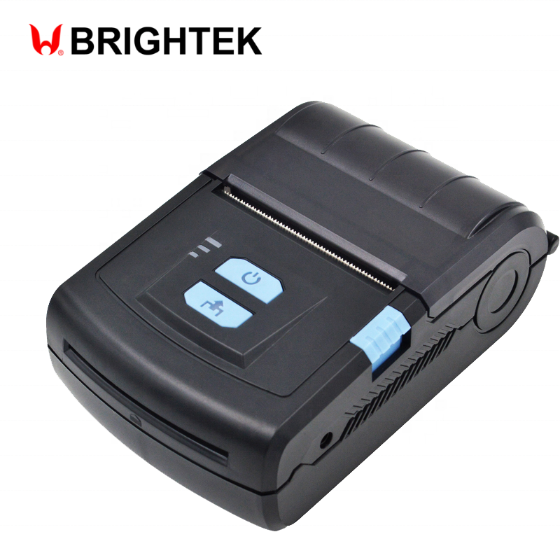 Portable Wifi Bluetooth Roll to Roll Shipping Label Thermal Mobile Printer WH-M07