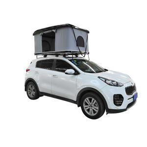 Adventure Fiberglass Hard Shell Car Roof Top Tent Tente Toit For Camping