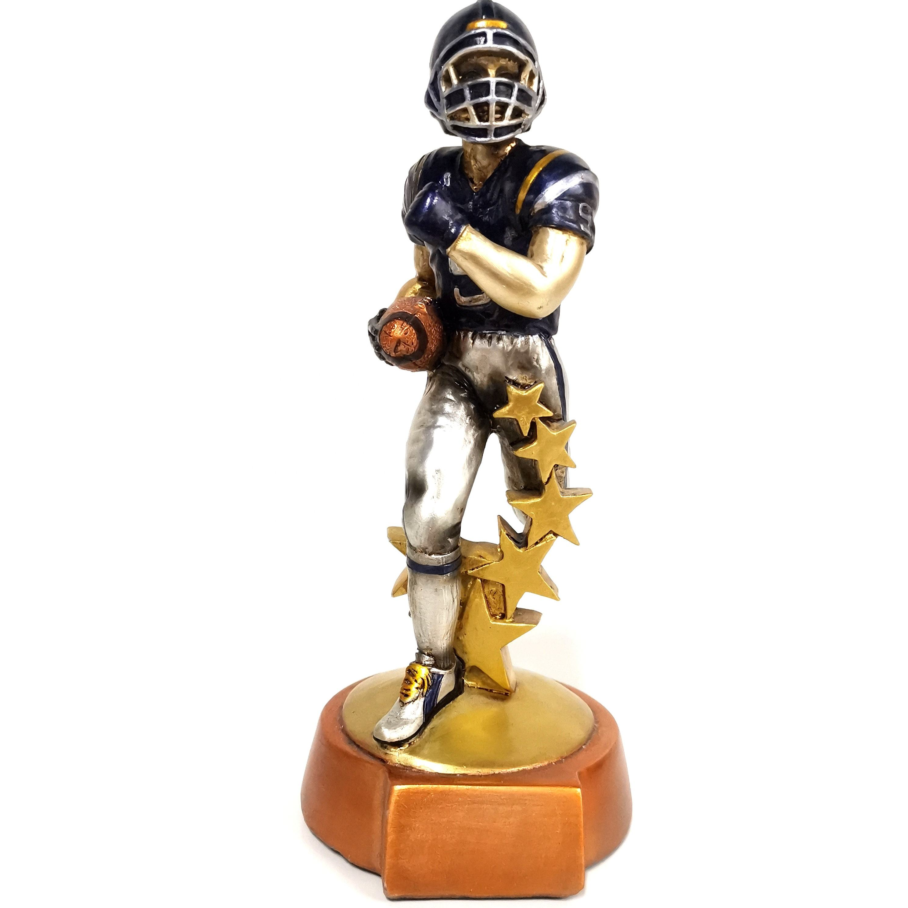 wholesale baseball stars bobble head ornament customized various and trophies gifts custom Bobble head sports souvenirs