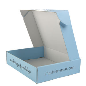 Eco Friendly Lollipop Gift & Sweet Paper Boxes Corrugated Cardboard for candies packaging