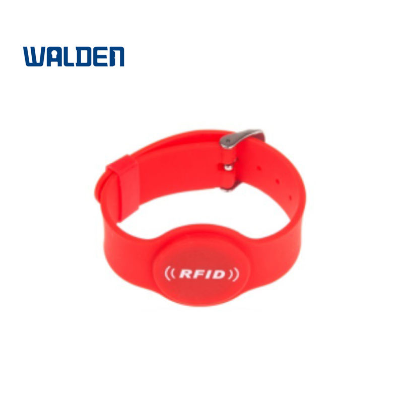 China factory Rfid silicone wristbands, High quality rfid bracelet price for party/concert