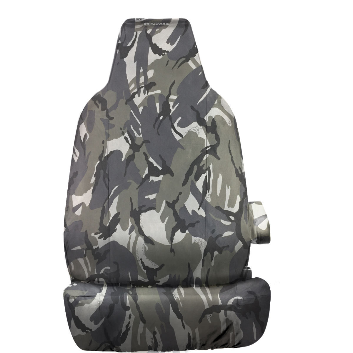 Waterproof Military Camouflage Cool Style Universal Car Seat Cover Fit for Vehicles Sedan