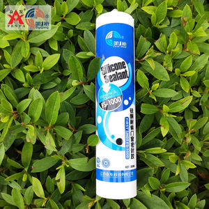 silicone rubber adhesive sealant with UV resistant and ozone resistant property