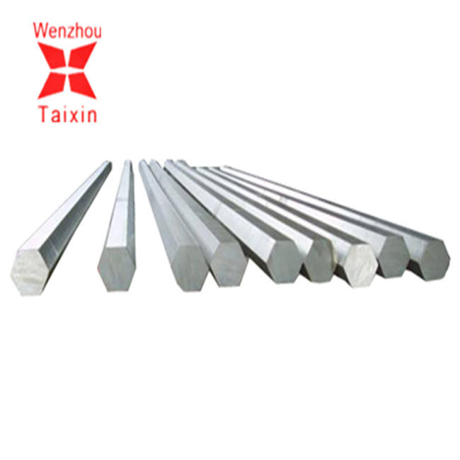 Manufacturer stainless steel 420 round bar hexagon metal bar