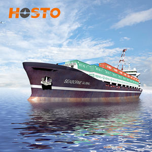 Low Sea Freight Rates Sea Cargo Shipping Agent Door to Door Service DDP Suppliers Sea Freight Canada