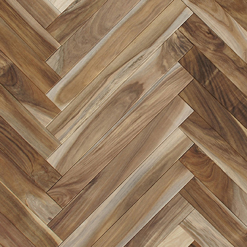 18mm indoor solid acacia herringbone wooden flooring