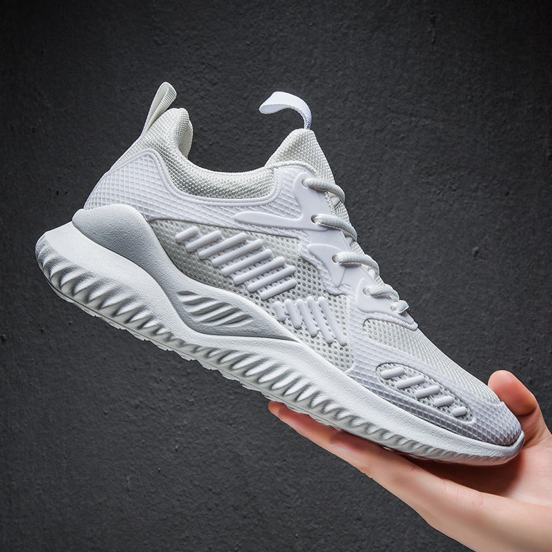 Mesh Breathable Causal Shoes Jogging Sneakers High Quality Casual Sport Shoes Low Price Import Custom Logo Sneaker Wholesale
