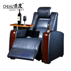 Superior quality cinema sofa set recliner modern furniture theater chair
