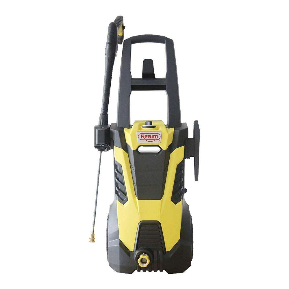 Electric High Pressure Washer with Brushless Induction Motor Built in Soap Dispenser