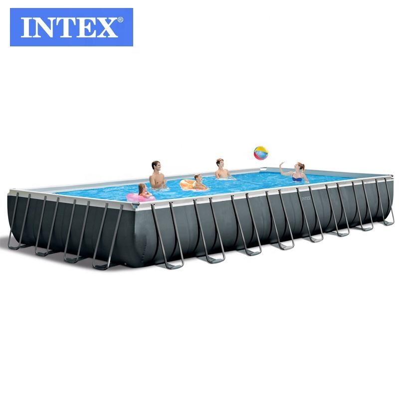 INTEX 26364 24FT X 12FT X 52IN ULTRA XTR RECTANGULAIRE PISCINE intex piscine piscine hors sol