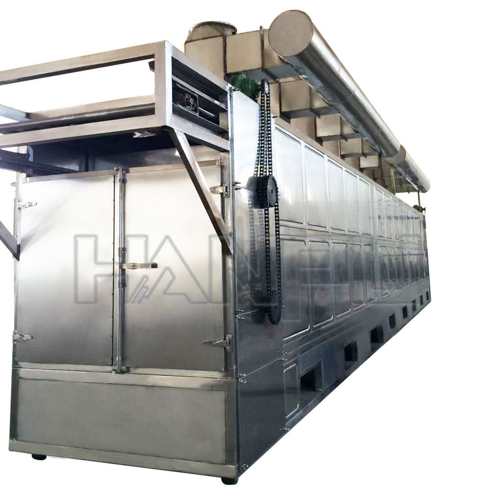 Industrial Hemp Leaves Drying Machine