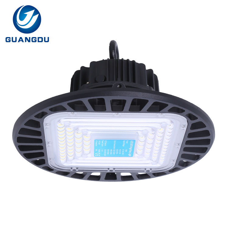 Meanwell Driver IP40 Gudang Pabrik Industri SMD 100 W 150 W 200 W LED Highbay Light