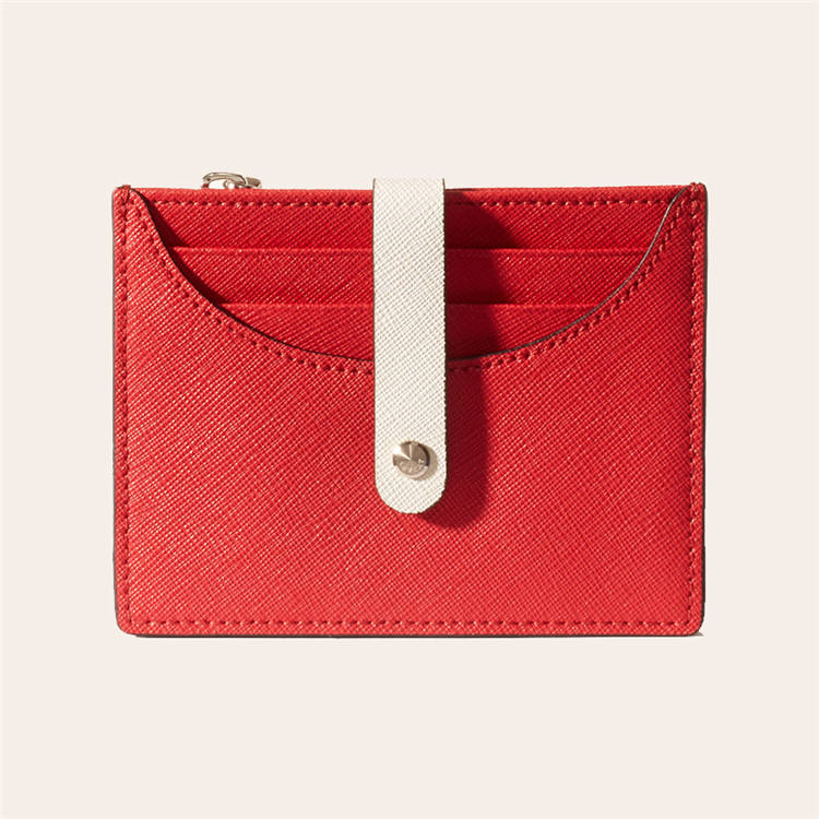 ZB216- 2020 latest sustainable vegan leather girls small purse lady credit card holder women fashionable mini wallets