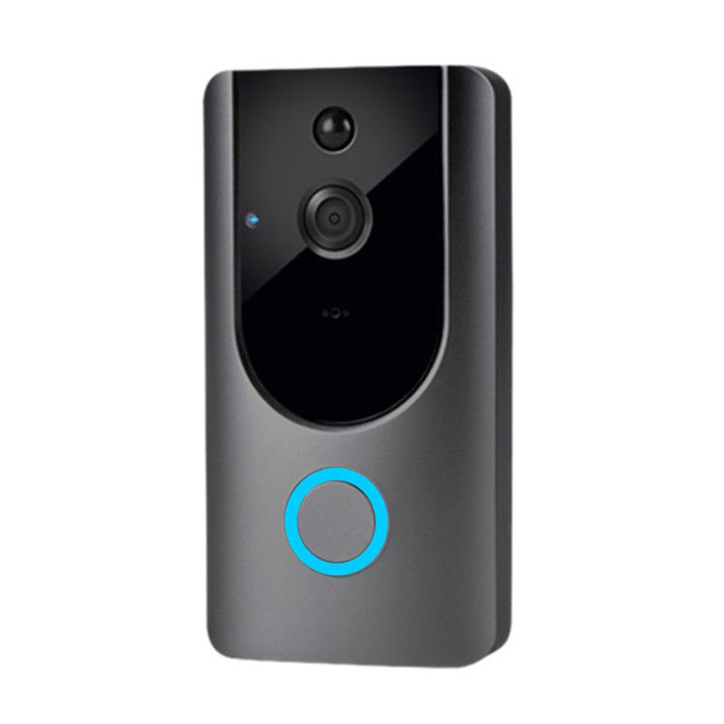 1080P Smart Deurbel Camera Wifi Draadloze Call Intercom Video-Eye Voor Appartementen Deur Bell Ring Voor Telefoon Thuis security Camera