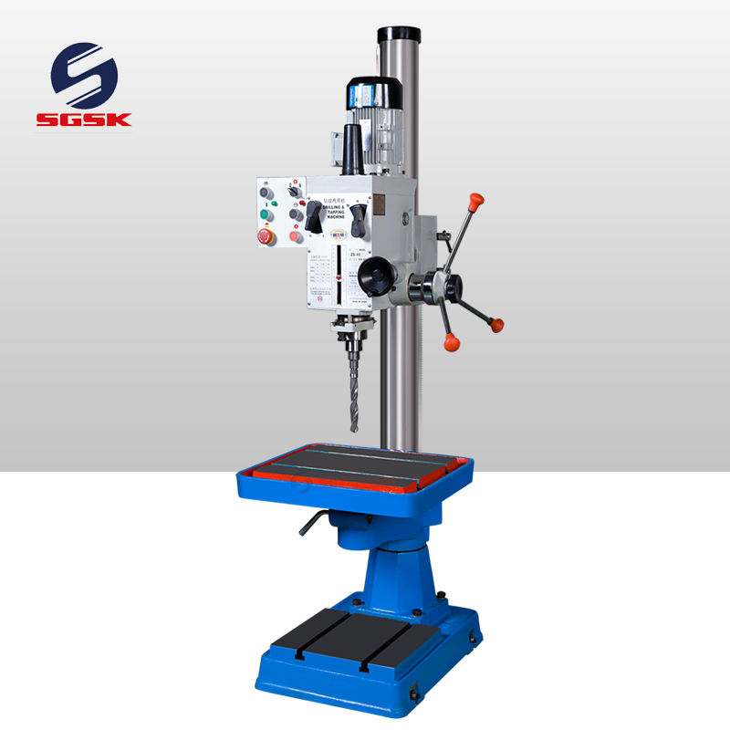 Manual tapping drilling machine ZS-40HS ZS-40PS drilling and tapping machine automatic