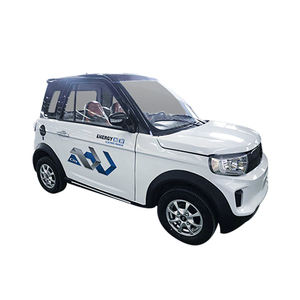 EEC certificated L7e 4 seaters electric new cars with speed of 60km ternary lithium battery left and right hand driving