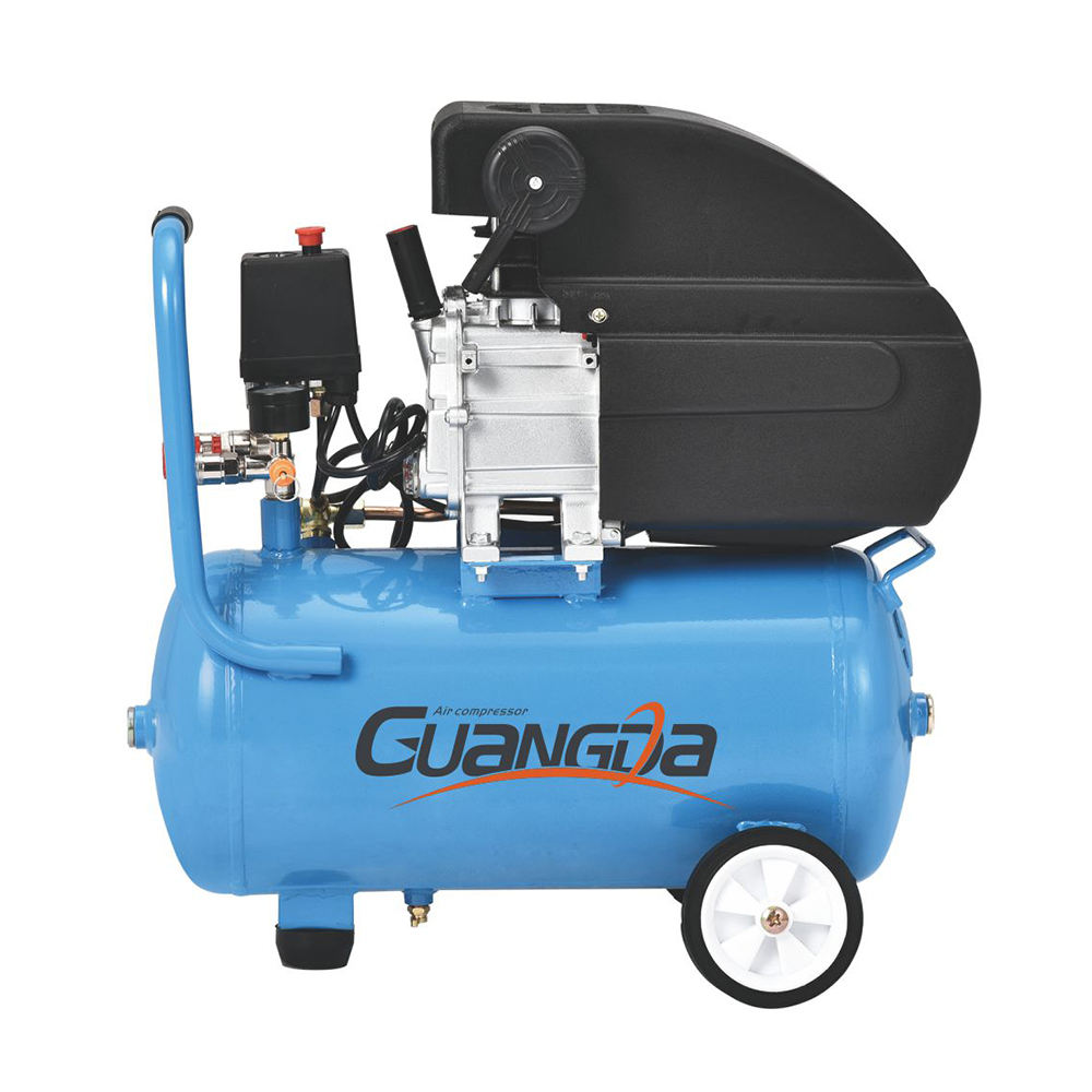 Stable quality 2HP 1.5KW direct driven 50 litre air compressor