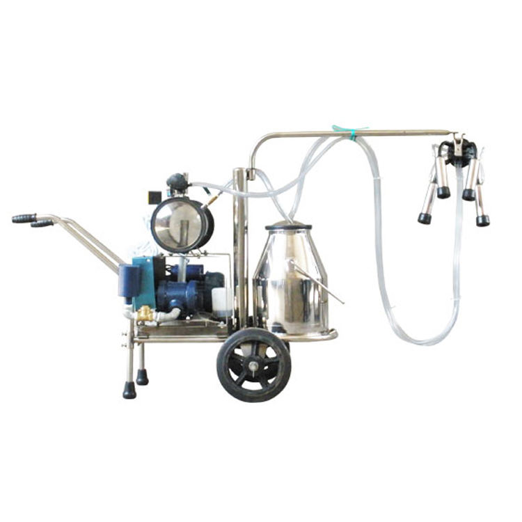 Electric Automatic Cow Goat Milking Machine For Cow Portable Sri Lank