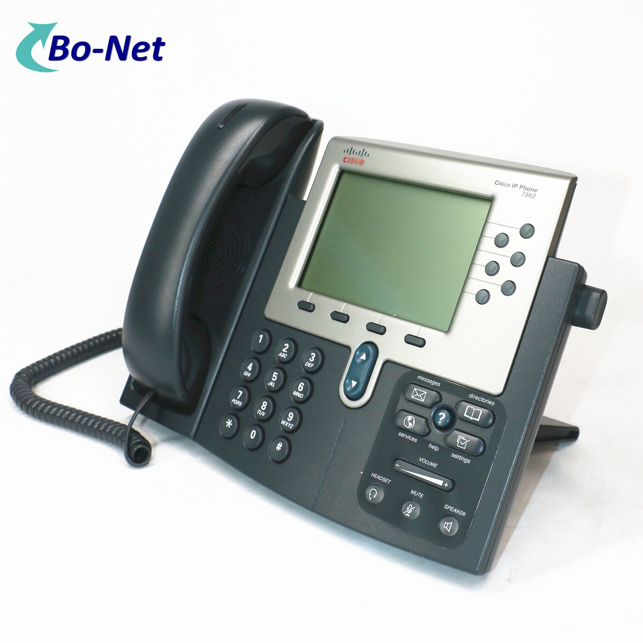 Cisco CP-7962G = CP-7945G CP-7942G <span class=keywords><strong>voip</strong></span> sip ip電話