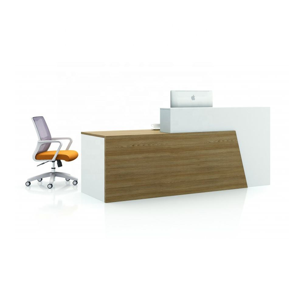 Modern Office Reception Table Design Counter Front Desk Reception Desks Front Receptionist Desk Reception