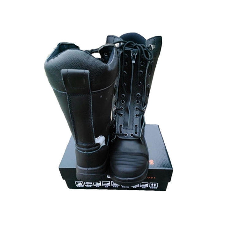 fire fighting equipment fire resistant emergency rescue firefighter boots