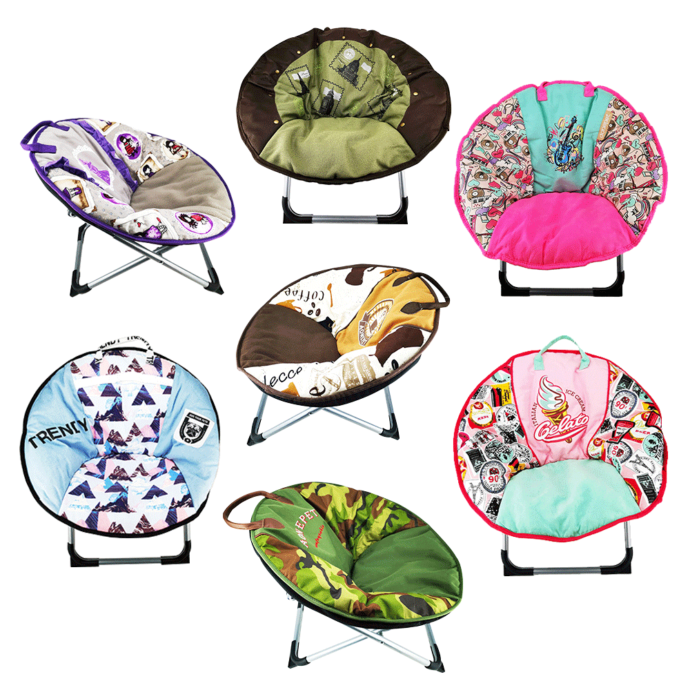 Pet Dog Products Furniture Foldable Seat Surface Replaceable Removable Dog Cat Chair Bed For Indoor & Outdoor & Travel